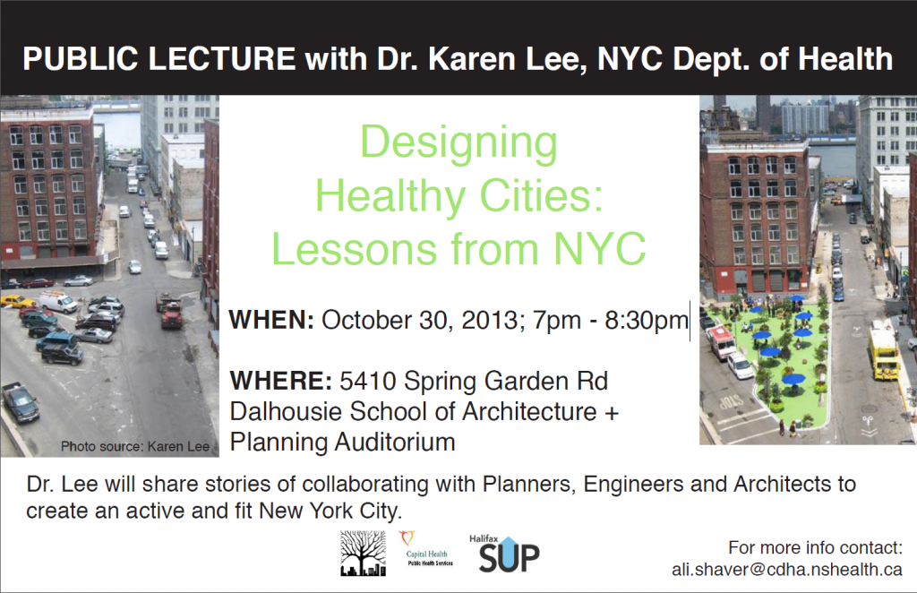 What does it take to design a healthy city?