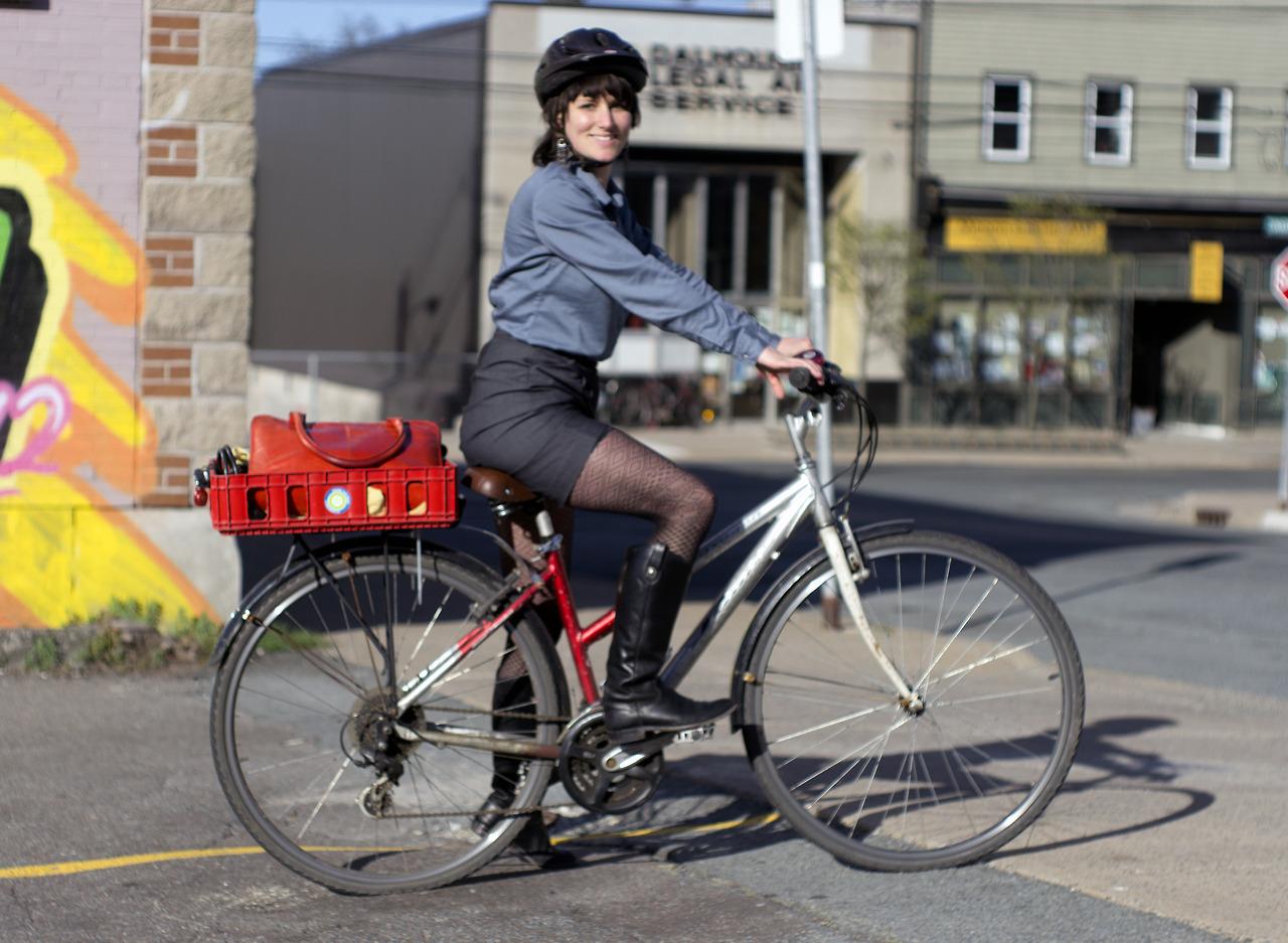 Bike, Business, halifax, food wolf, Halifax Cycling Coalition