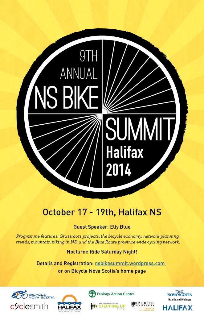 Nova Scotia Bike Summit