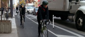 richmond-adelaide bike lane