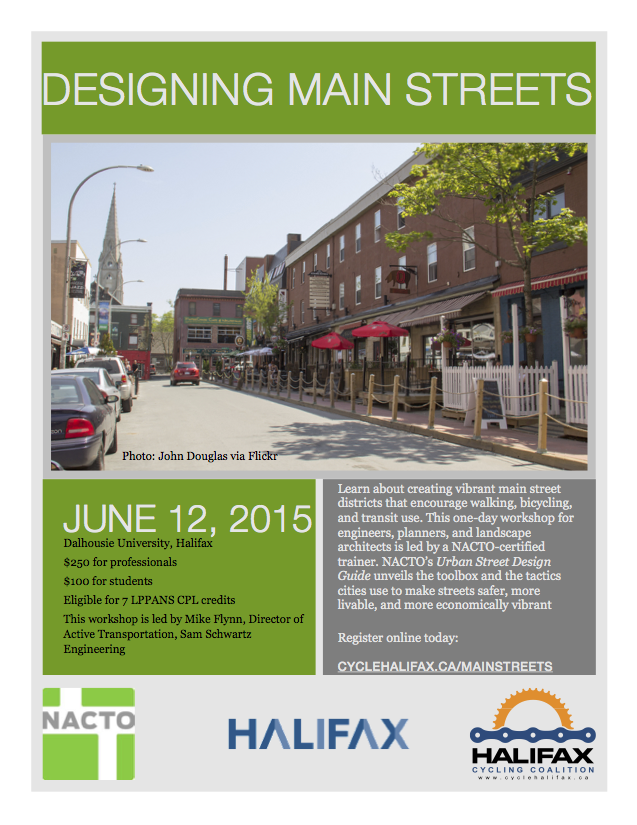 Designing Main Streets