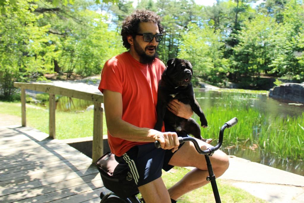 Cyclist Profile: Ghaith Sabri