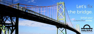macdonald bridge approach fix