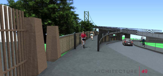 Macdonald Bridge bikeway project moving forward