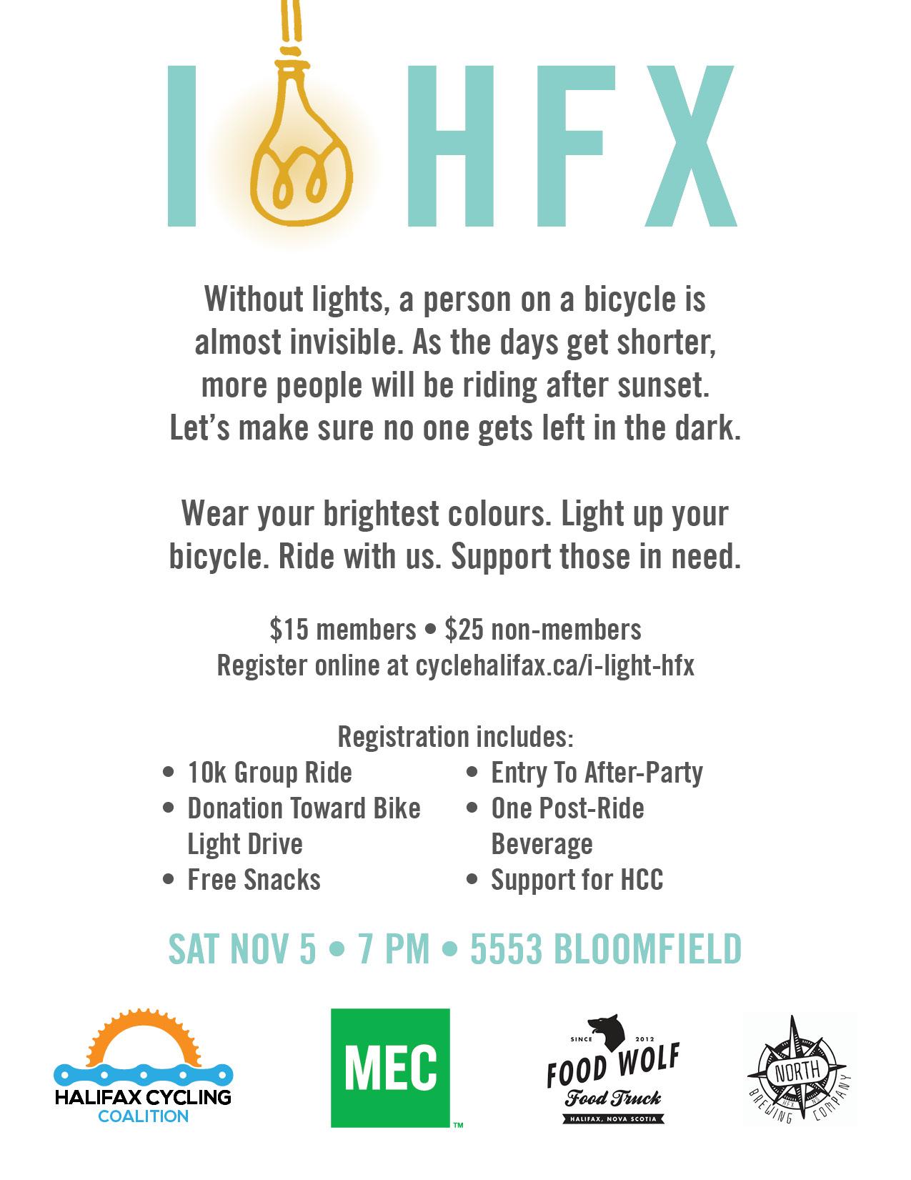 I light HFX poster